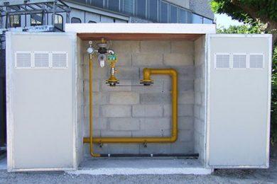 Impianti adduzione gas